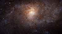 Triangulum Galaxy Shows Stunning Face in Detailed Hubble Portrai
