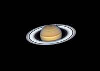 Hubble's Latest Portrait of Saturn
